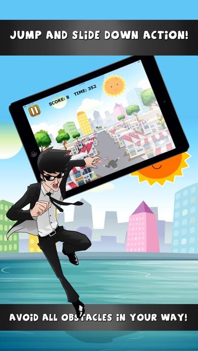 A Secret Agent Chase: Enemy Revenge Run screenshot two