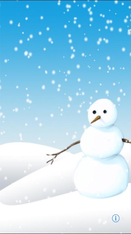 Winter Snow Globe