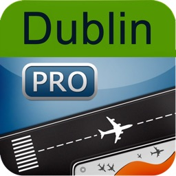 Dublin Airport + Flight Tracker