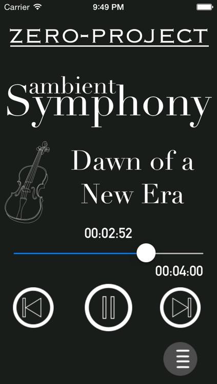 zero-project Ambient Symphony screenshot-4