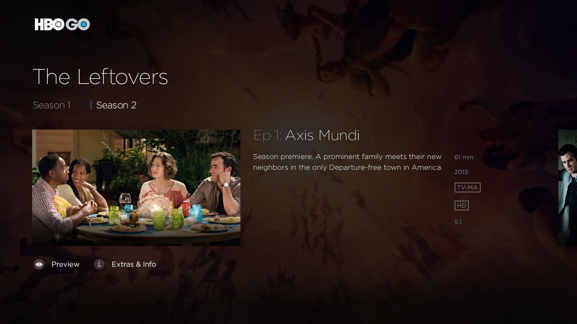 HBO GO: Stream with TV Package screenshot 13
