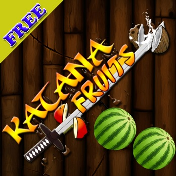 Katana Fruits Slicer - Fun Game for Kids