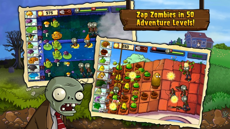 Plants vs. Zombies™