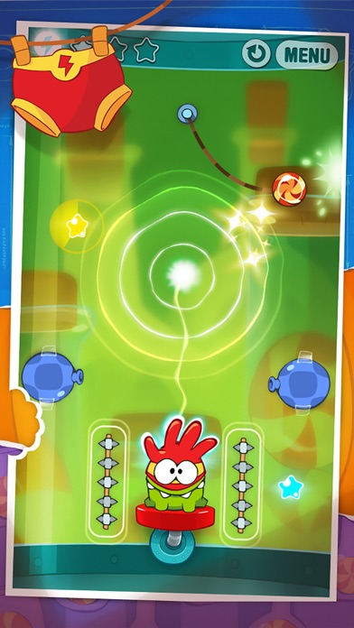 Cut the Rope: Experim... screenshot1