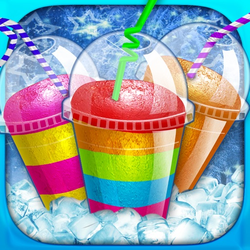Frozen Slushies - Kids Food Maker Games FREE