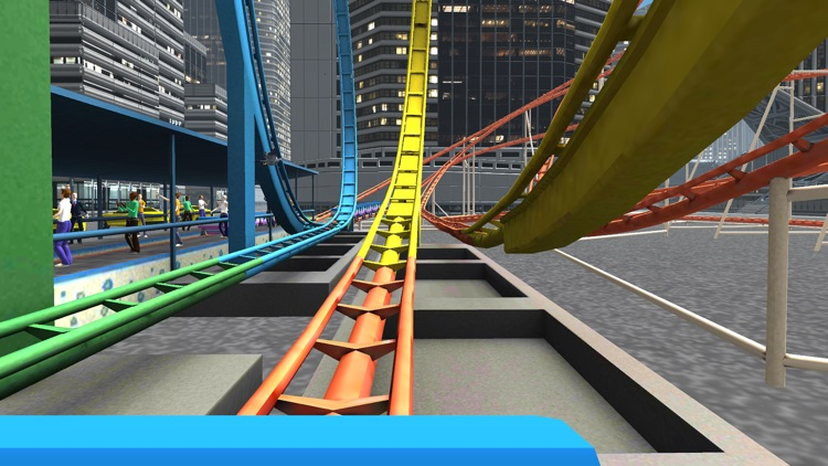 VR Roller Coaster screenshot-4