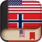 Offline Norwegian to English Language Dictionary, Translator - Norsk til engelsk ordbok icon