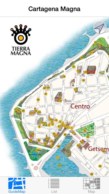 Cartagena Magna English screenshot-0
