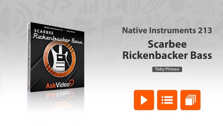 AV for Scarbee Rickenbacker Bass
