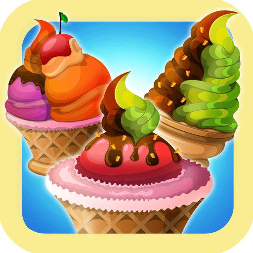 My Little Frozen Candy Treats Maker Game Advert Free App