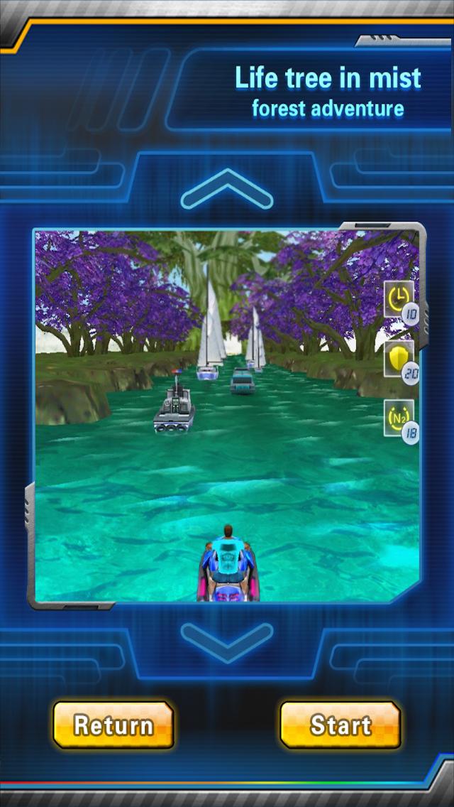 Water Surf screenshot two