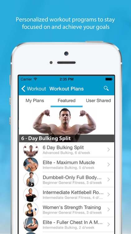 JEFIT PRO Workout - Fitness & Exercise Tracking System screenshot-1