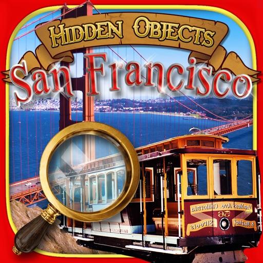 Hidden Object - San Francisco Adventures in Time