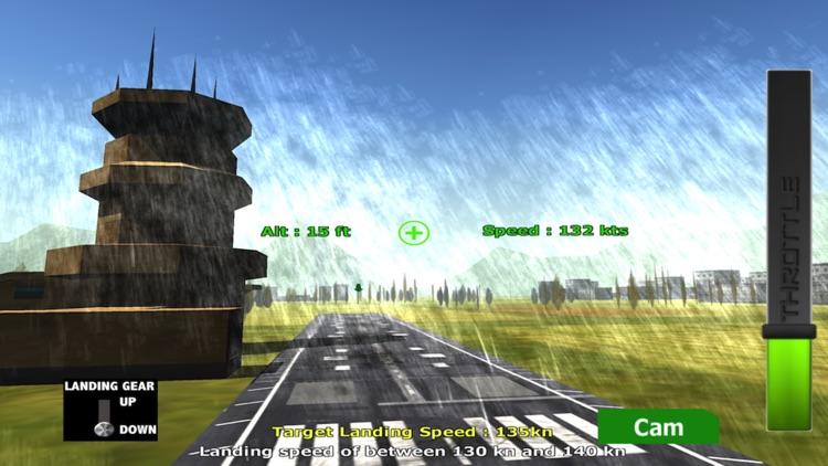 Aircraft Landing - Pilot the Plane screenshot-3