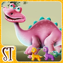 Dexter The Dino by Story Time for Kids
