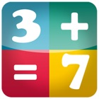 Math Attack enfants icon
