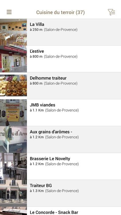 Salon-de-Provence Tour