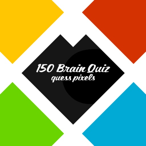 150 Brain Quiz: Guess Pixels