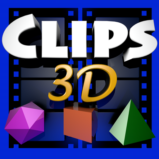 Clips 3D for iMovie