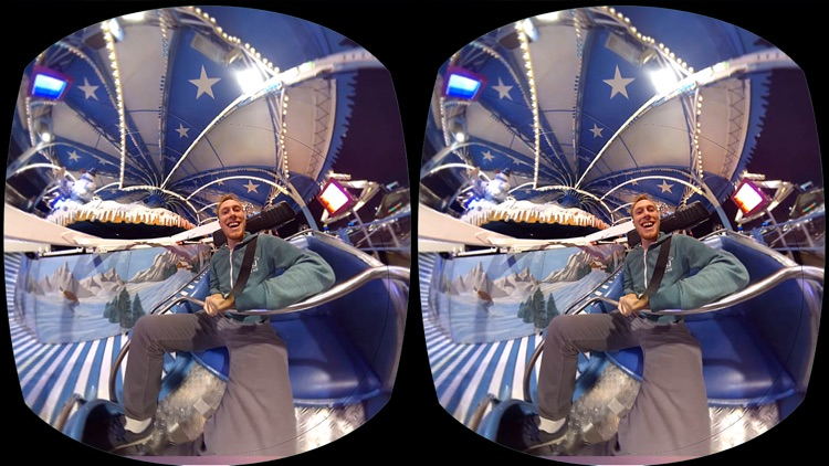 VR Virtual Reality Oktoberfest Carousel Rides screenshot-2