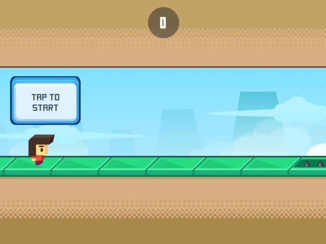 Super Little Jogger Screenshot