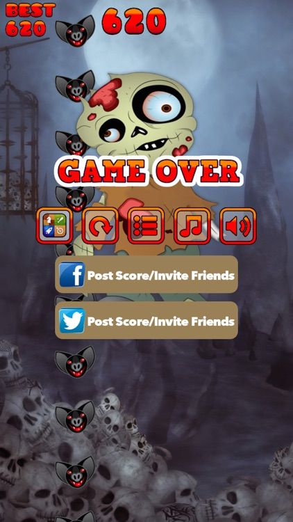 Jump Jump Zombie screenshot-4