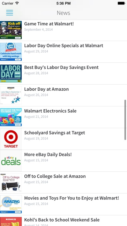 Black Friday Shopping screenshot-4
