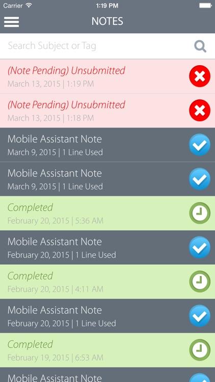 Mobile Assistant - Talk It