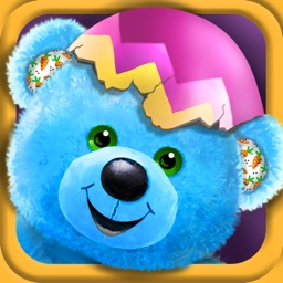 Build A Teddy Bear - Send Easter Eggs Baskets - Best Bunny Gift For Your Family and Friends - Fun Educational Photo Care Game