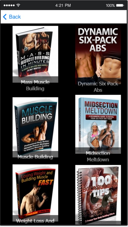 Bodybuilding for Beginners - Learn How to Gain Muscle screenshot-3