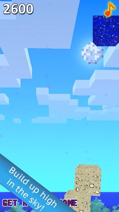 My Tower Physics - Stacking 8-Bit Build-ing Blocks in the Pixelated Cube Worldのおすすめ画像3