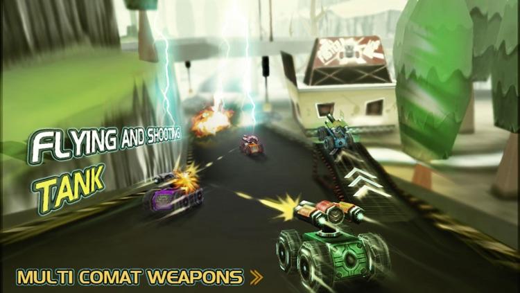 Racing Tank 2 screenshot-3