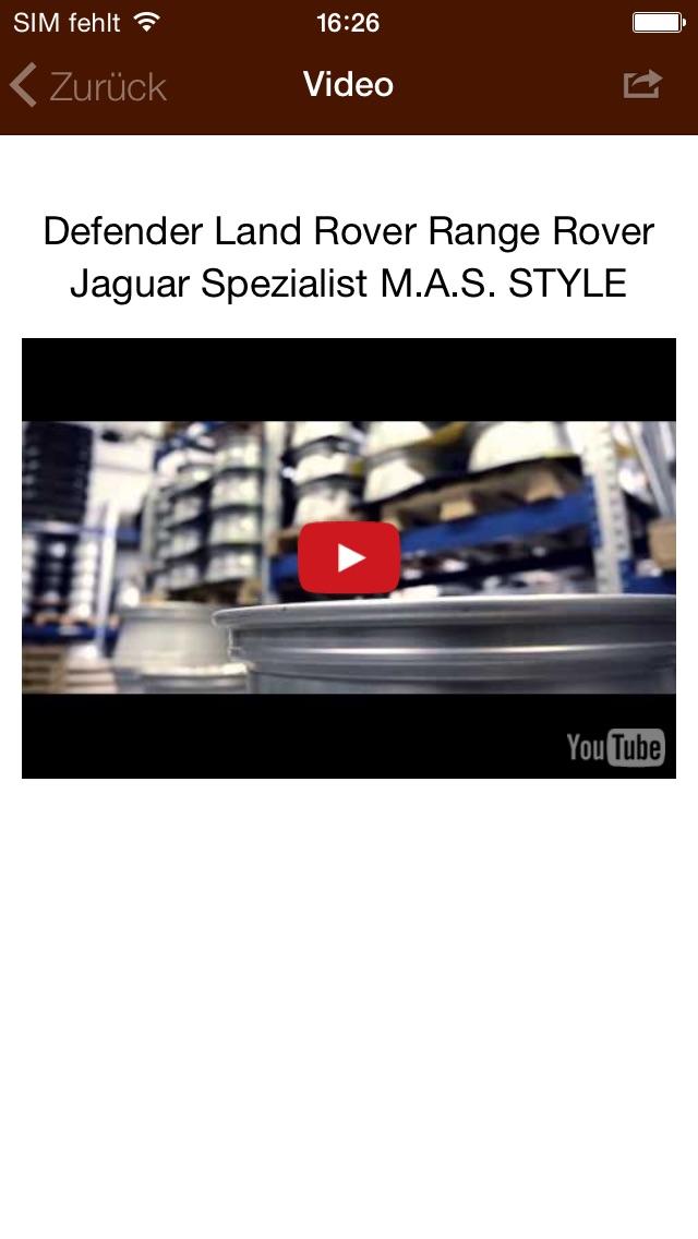 M.A.S. STYLEScreenshot von 3