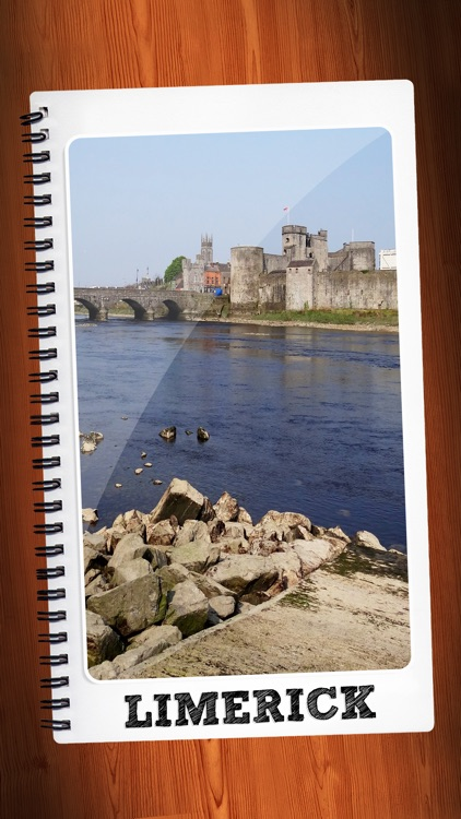 Limerick City Offline Travel Guide