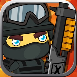 SWAT Action : Zombie Hunting - Shooting Game