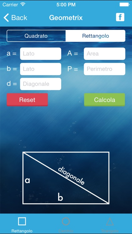 Geometrix - solving plane geometry by Enrico Pozzi