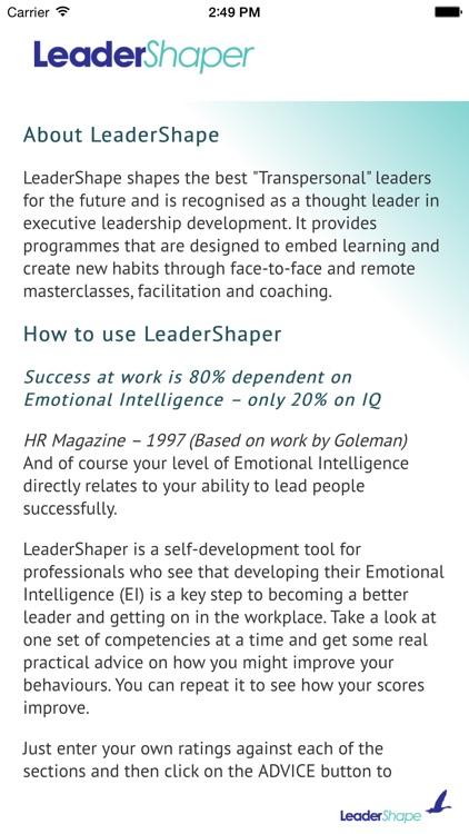 Leadershaper