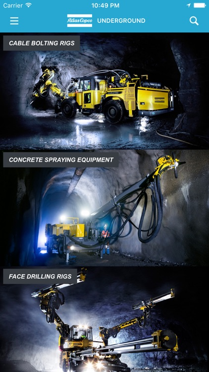 Atlas Copco Underground screenshot-1