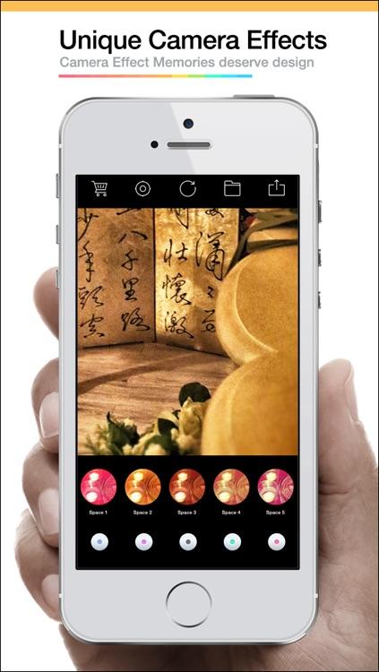 Pocket 360 Camera - camera effects plus photo editor screenshot-3