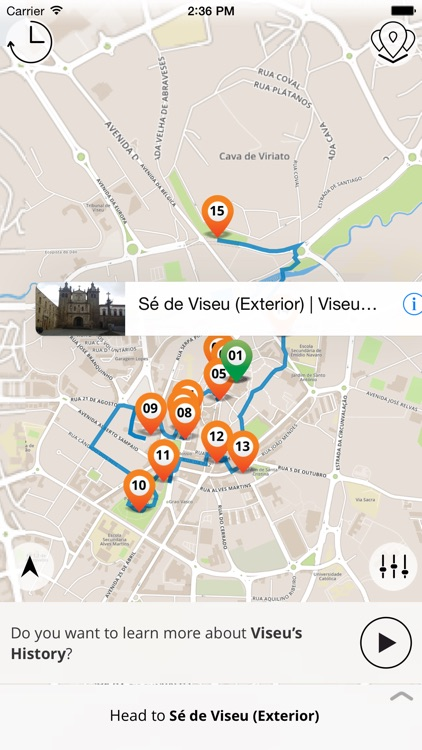 Viseu - City Guide