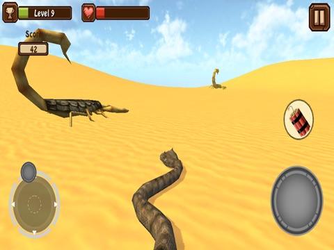 Скачать Snake Attack 3D Pro