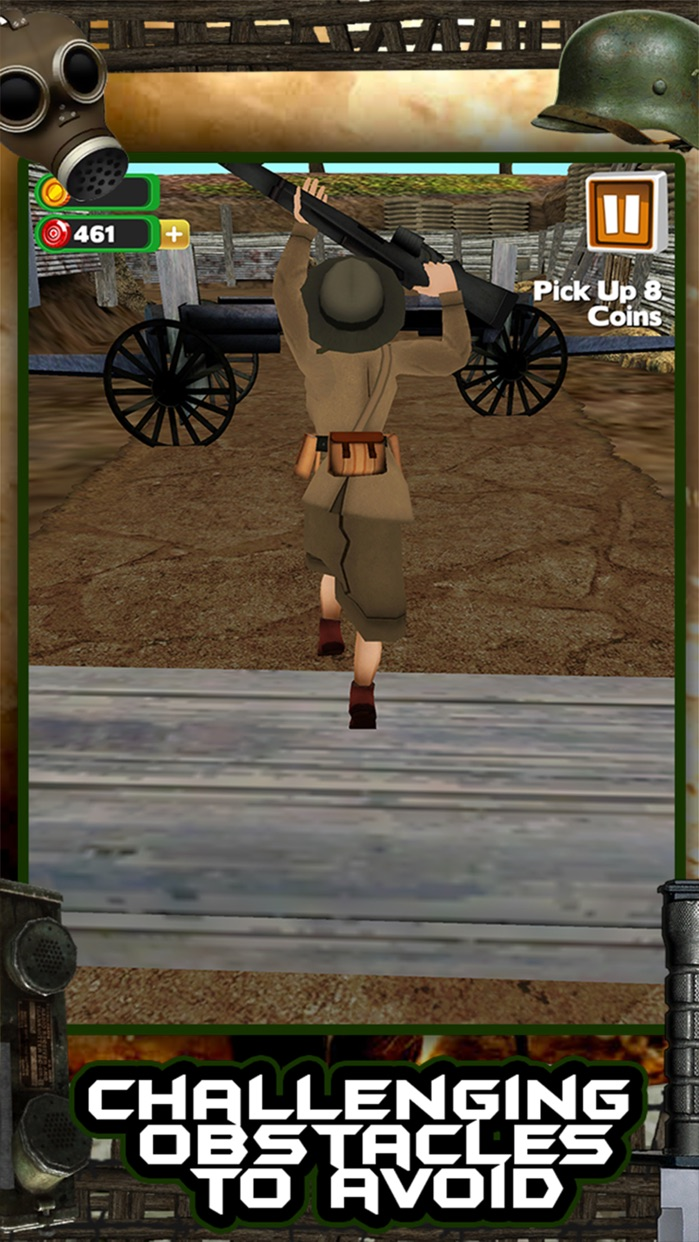 WW2 Army Of Warrior Nations - Military Strategy Battle Games For Kids Free Screenshot