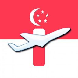 SG Changi Airport - iPlane Flight Information