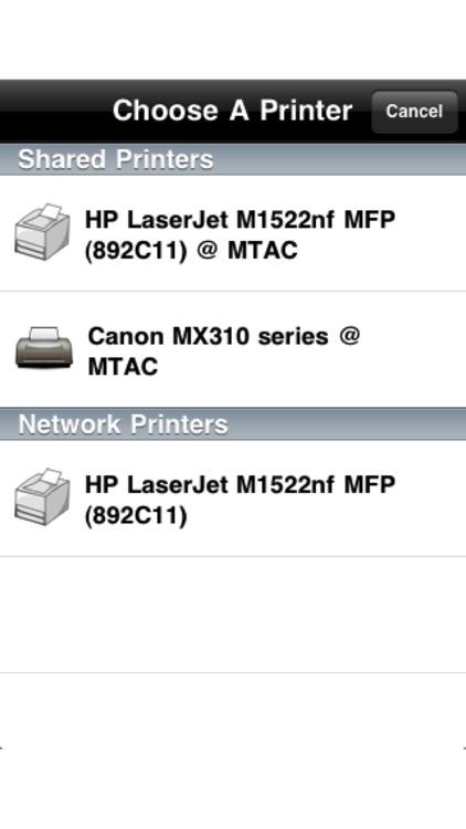 MobileToolz™ (Print, Fax, Scan, Present, +More)