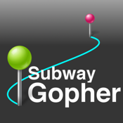 Subway Gopher - New York & Philadelphia icon
