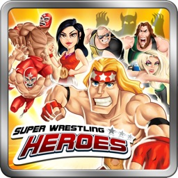 Super Wrestling Heroes: Digital Attack (for iPad)
