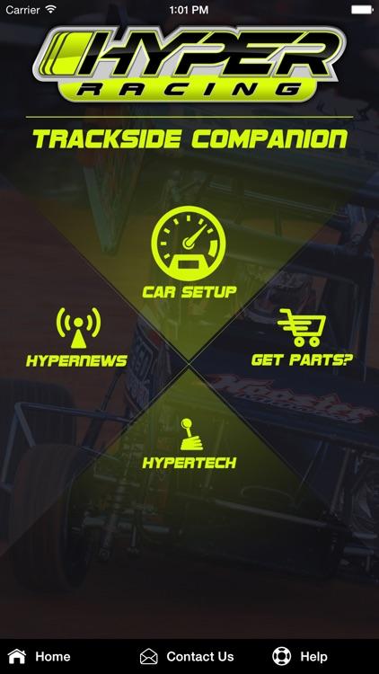 Hyper Racing Track Companion