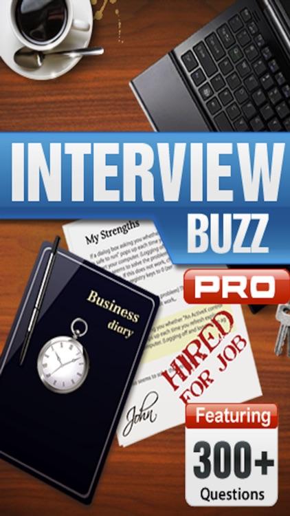 Interview Buzz Pro