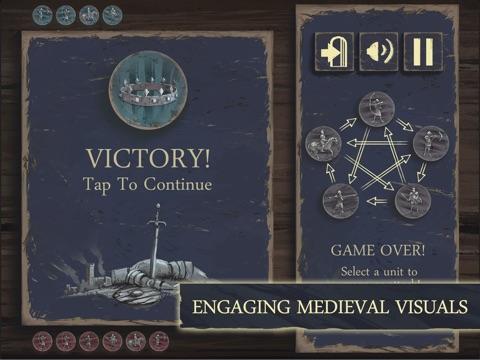 Игра Pentaction: Medieval