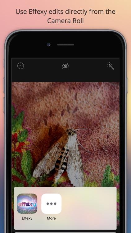 Effexy - Photo Effects screenshot-4